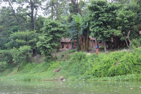 Tharu Life on the River