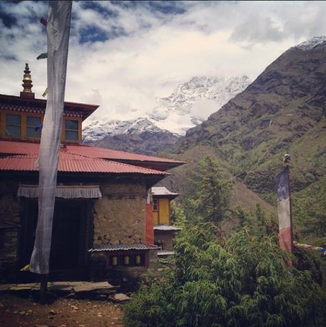 Pema Choling Monastery, Nepal
