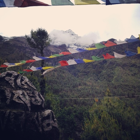 Hike to Pema Choling Monastery, Everest Region, Nepal