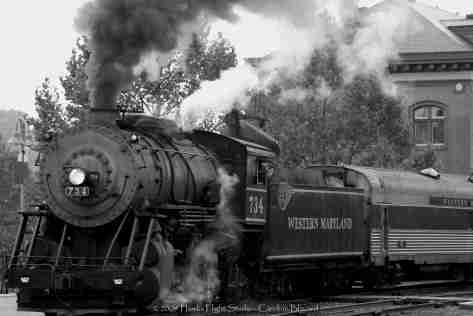 Cumberland Steam Engine Photo by Caroline Blizzard
